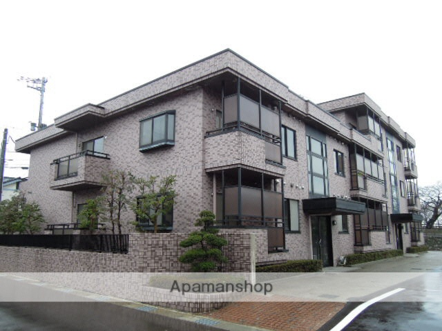 富山県富山市、安野屋駅徒歩14分の築24年 3階建の賃貸マンション