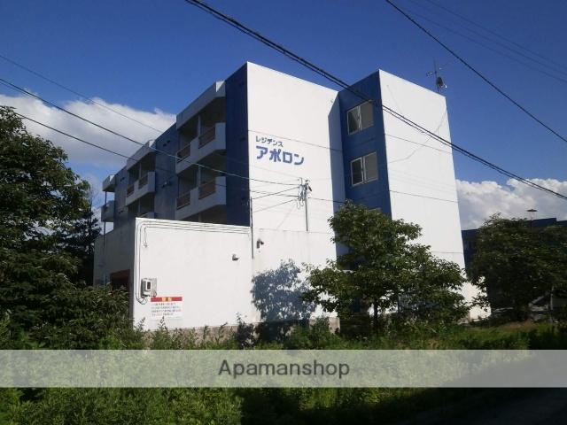 富山県富山市、安野屋駅徒歩18分の築32年 4階建の賃貸マンション