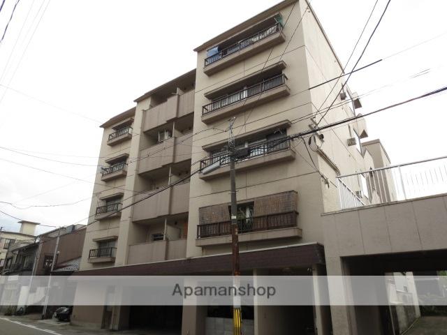 富山県富山市、荒町駅徒歩6分の築37年 5階建の賃貸マンション