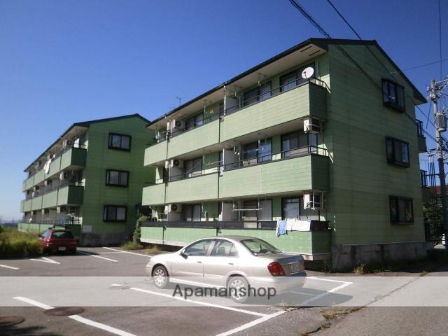 富山県富山市、婦中鵜坂駅徒歩39分の築22年 3階建の賃貸アパート