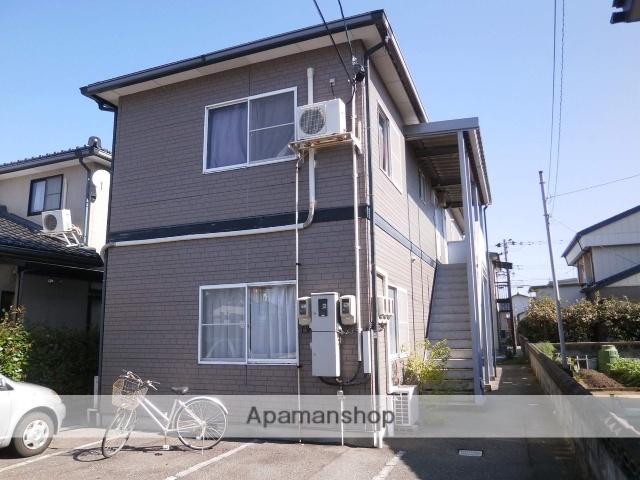 富山県富山市、婦中鵜坂駅徒歩19分の築19年 2階建の賃貸アパート