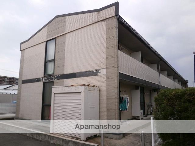 富山県富山市、奥田中学校前駅徒歩13分の築19年 2階建の賃貸アパート