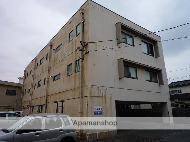 富山県富山市、大泉駅徒歩11分の築35年 3階建の賃貸アパート