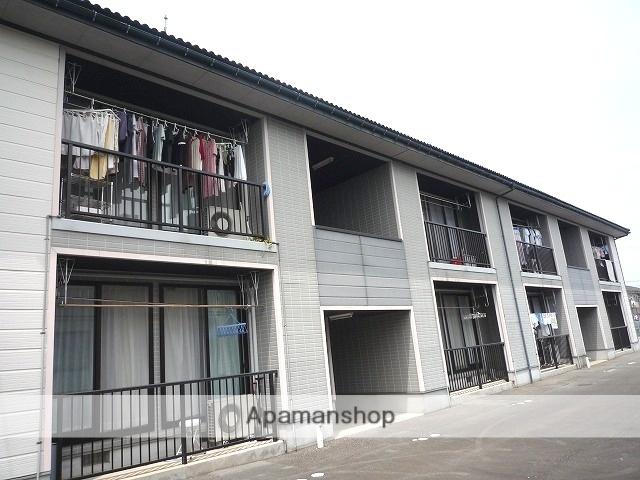 富山県富山市、速星駅徒歩14分の築21年 2階建の賃貸アパート