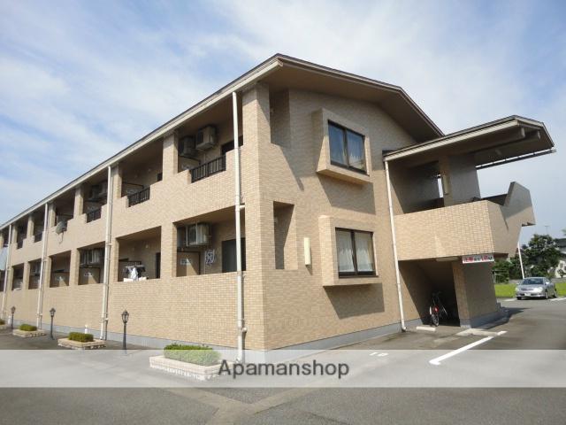 富山県富山市の築15年 2階建の賃貸マンション