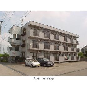 富山県富山市、速星駅徒歩3分の築20年 3階建の賃貸マンション