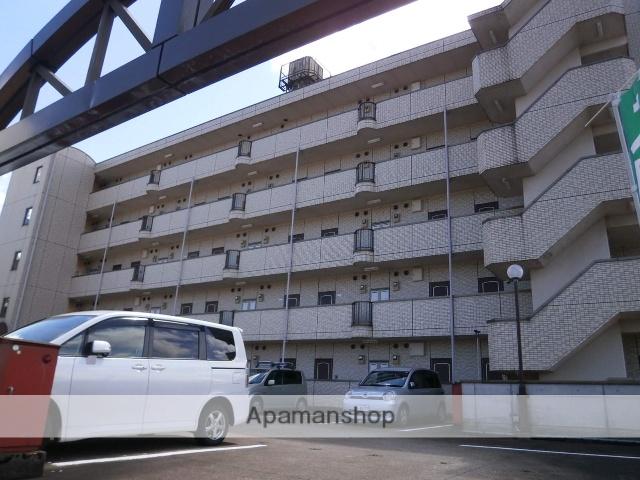 富山県富山市の築24年 6階建の賃貸マンション