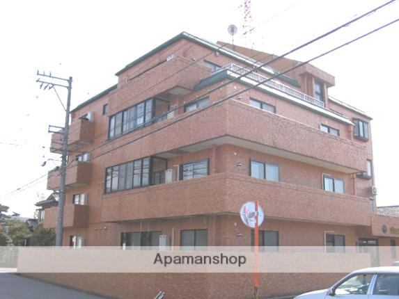 富山県富山市の築28年 4階建の賃貸マンション