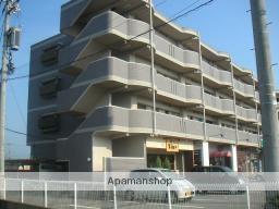 富山県富山市、南富山駅徒歩14分の築19年 4階建の賃貸マンション