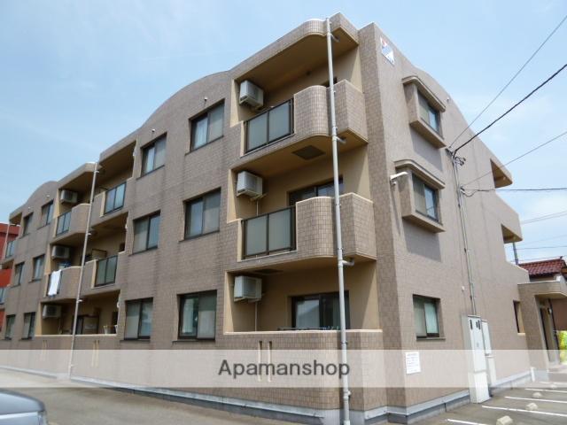 富山県富山市、大泉駅徒歩4分の築15年 3階建の賃貸マンション