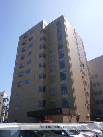 富山県富山市、富山駅徒歩9分の築14年 10階建の賃貸マンション