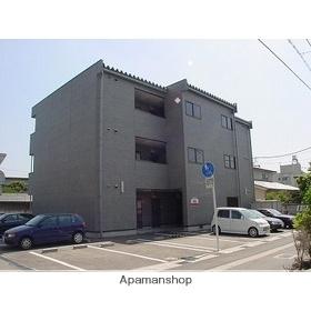 富山県富山市、インテック本社前駅徒歩8分の築19年 3階建の賃貸マンション
