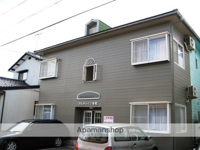 富山県富山市、西富山駅徒歩5分の築26年 2階建の賃貸アパート