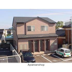 富山県富山市、安野屋駅徒歩2分の築11年 2階建の賃貸アパート