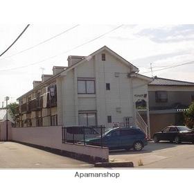 富山県富山市、東新庄駅徒歩11分の築32年 2階建の賃貸アパート