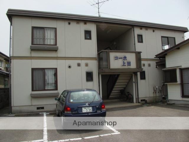 富山県富山市、東富山駅徒歩11分の築24年 2階建の賃貸アパート