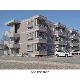 富山県富山市、稲荷町駅徒歩9分の築19年 3階建の賃貸マンション