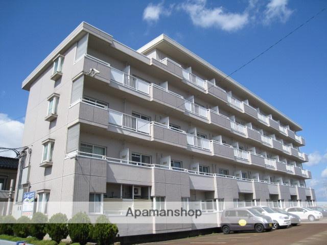 富山県富山市の築26年 5階建の賃貸マンション