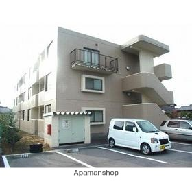 富山県富山市、東新庄駅徒歩13分の築22年 3階建の賃貸マンション