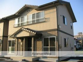 富山県富山市、越中荏原駅徒歩3分の築11年 2階建の賃貸テラスハウス