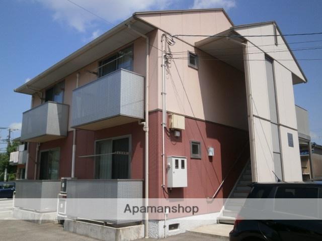 富山県富山市、不二越駅徒歩13分の築10年 2階建の賃貸アパート