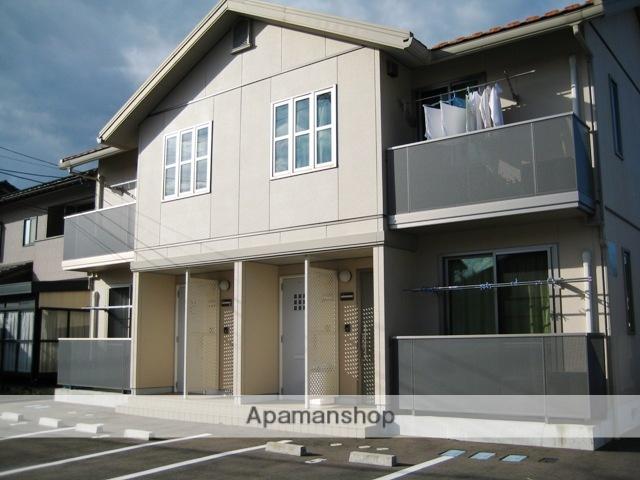 富山県富山市、速星駅徒歩12分の築11年 2階建の賃貸アパート