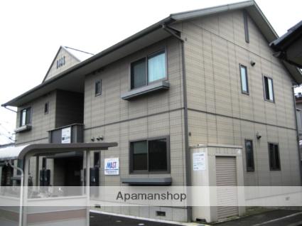 富山県富山市、大学前駅徒歩5分の築16年 2階建の賃貸アパート
