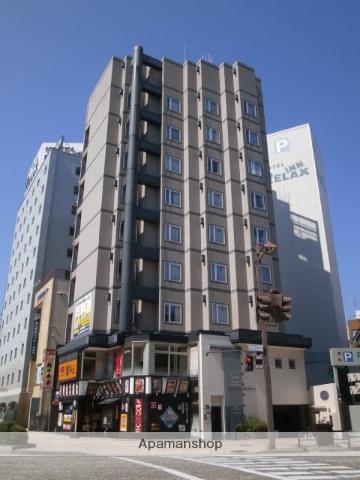 富山県富山市、電鉄富山駅徒歩4分の築24年 10階建の賃貸マンション