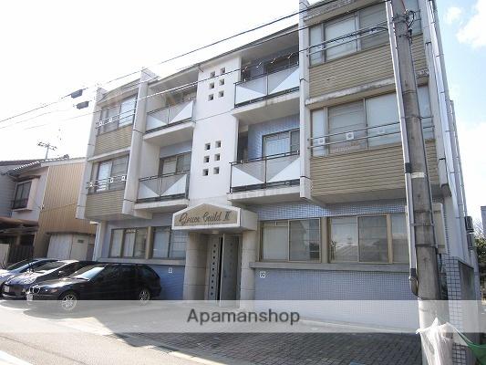 富山県富山市、富山駅徒歩9分の築22年 3階建の賃貸マンション