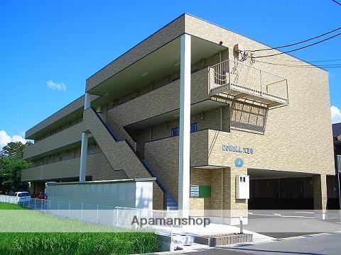 富山県富山市、東新庄駅徒歩20分の築11年 3階建の賃貸アパート