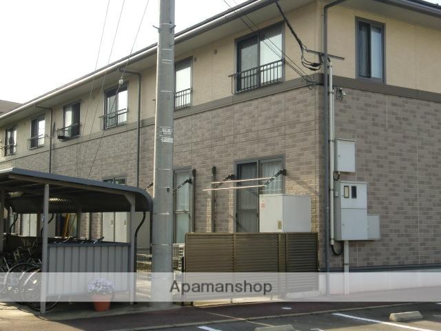 富山県富山市、南富山駅徒歩13分の築14年 1階建の賃貸テラスハウス