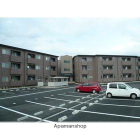 富山県富山市、婦中鵜坂駅徒歩16分の築9年 3階建の賃貸アパート
