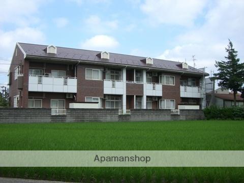 富山県富山市、東新庄駅徒歩19分の築27年 2階建の賃貸アパート