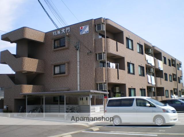 富山県富山市、南富山駅徒歩11分の築12年 3階建の賃貸マンション