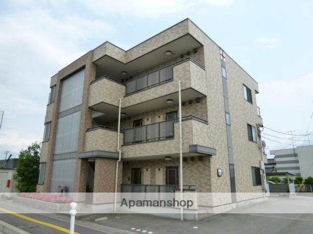 富山県富山市、東新庄駅徒歩8分の築13年 3階建の賃貸マンション