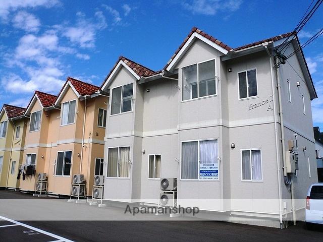 富山県富山市、速星駅徒歩25分の築10年 2階建の賃貸アパート