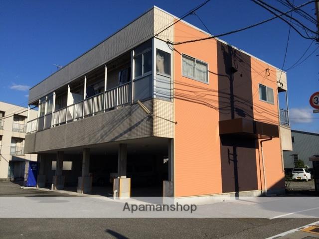富山県富山市、越中荏原駅徒歩10分の築28年 2階建の賃貸アパート