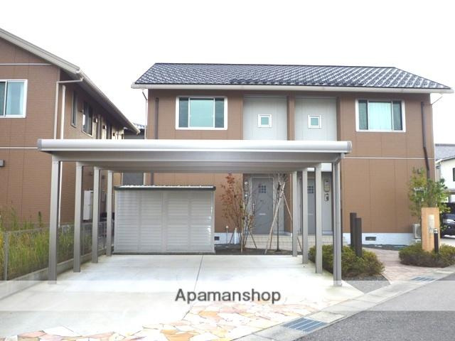 富山県富山市、西富山駅徒歩18分の築10年 2階建の賃貸アパート
