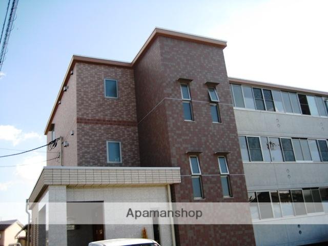 富山県富山市、速星駅徒歩20分の築10年 3階建の賃貸マンション