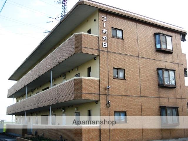 富山県富山市の築24年 3階建の賃貸マンション
