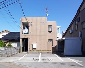 富山県富山市、西中野駅徒歩2分の築26年 2階建の賃貸アパート