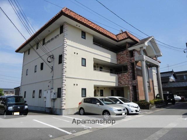 富山県富山市、速星駅徒歩2分の築15年 3階建の賃貸マンション