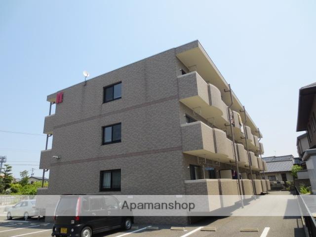 富山県富山市、大泉駅徒歩15分の築9年 3階建の賃貸マンション