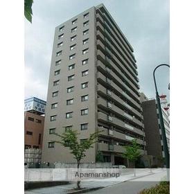 富山県富山市、桜橋駅徒歩3分の築18年 14階建の賃貸マンション