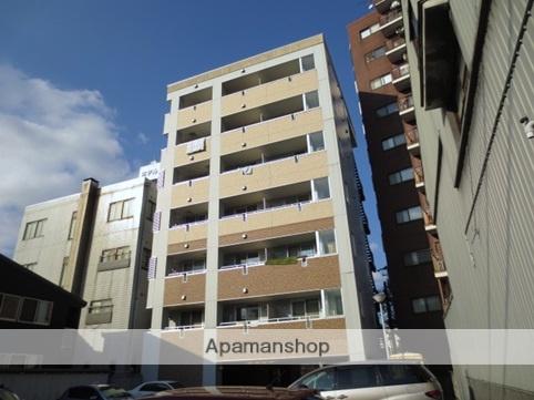 富山県富山市、西町駅徒歩10分の築11年 7階建の賃貸マンション