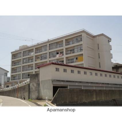 富山県射水市、小杉駅徒歩20分の築43年 5階建の賃貸マンション