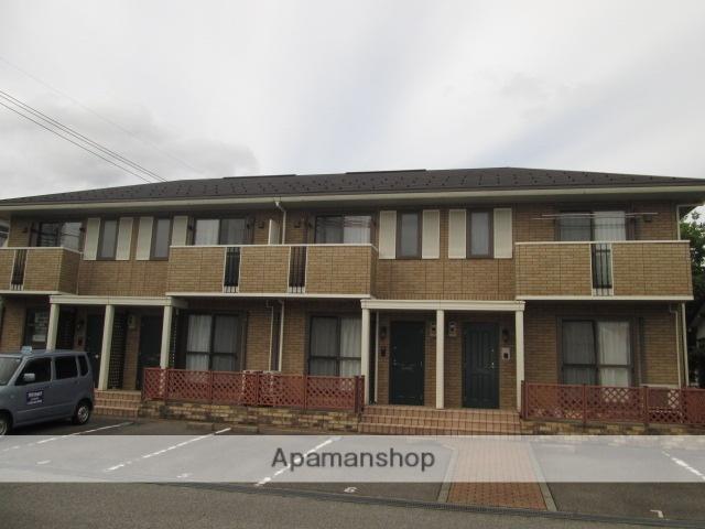 富山県富山市、呉羽駅徒歩18分の築12年 2階建の賃貸テラスハウス