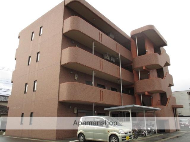 富山県富山市、不二越駅徒歩4分の築10年 4階建の賃貸マンション