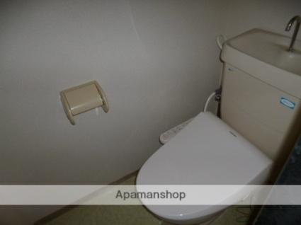 富山県富山市黒瀬北町2丁目[2LDK/55.08m2]のトイレ