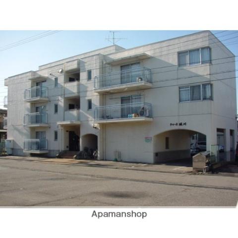 富山県富山市、南富山駅徒歩5分の築36年 4階建の賃貸マンション